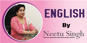 ENGLISH BY NEETU SINGH