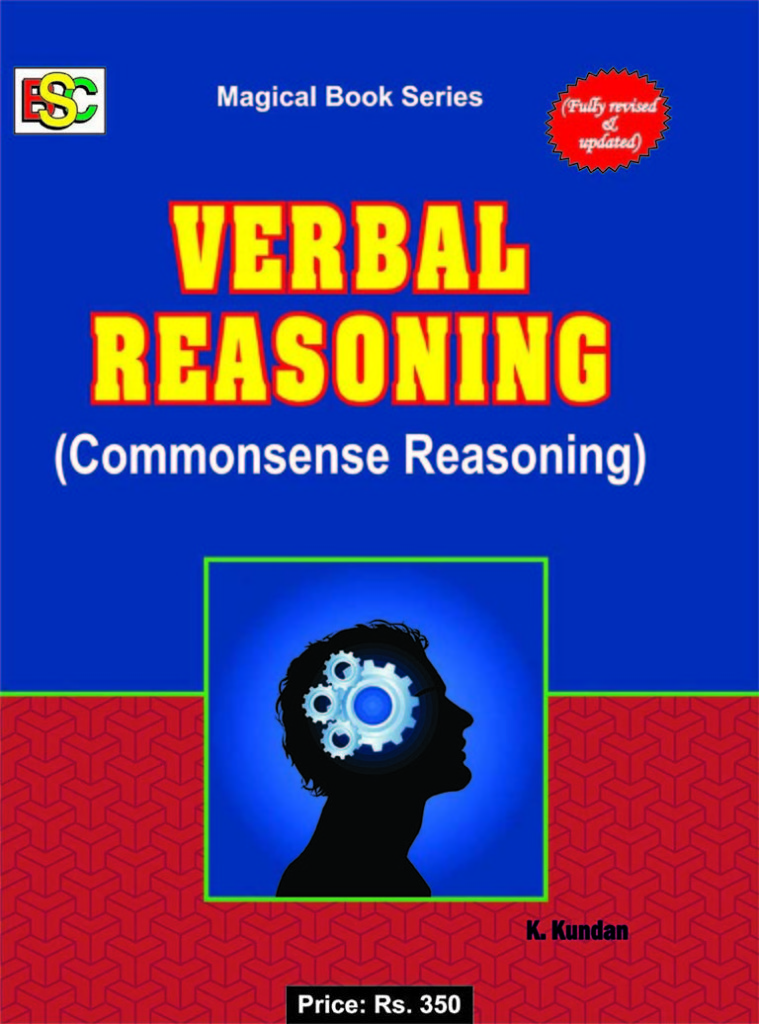 VERBAL REASONING (COMMONSENSE REASONING)