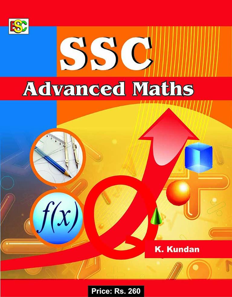 SSC ADVANCED MATHS (ENGLISH)