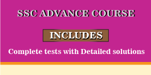 SSC ADVANCE COURSE