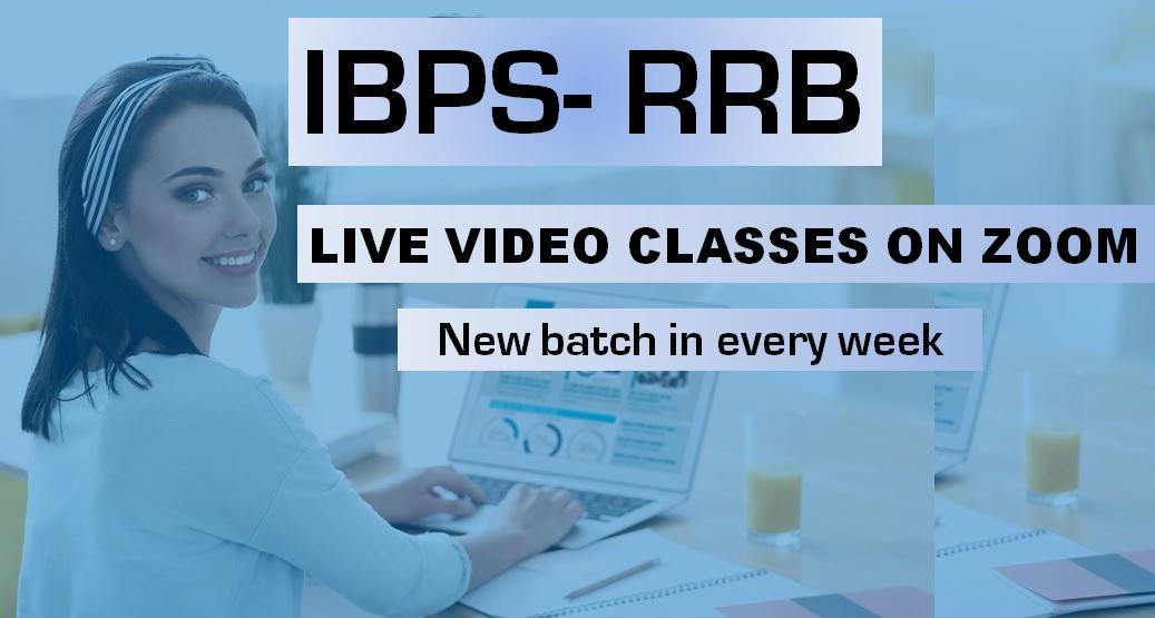 IBPS RRB LIVE CLASS