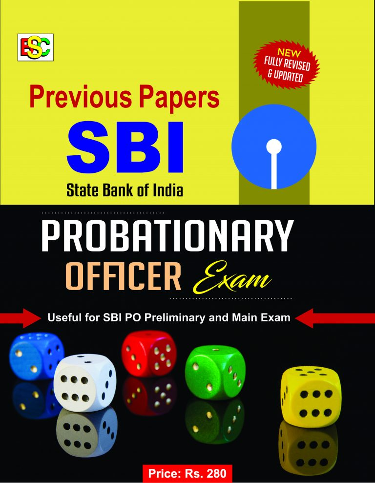 PREVIOUS PAPERS FOR SBI PO EXAMS