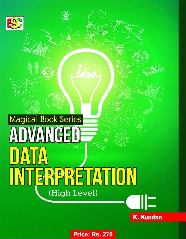 ADVANCED DATA INTERPRETATION (HIGH LEVEL)