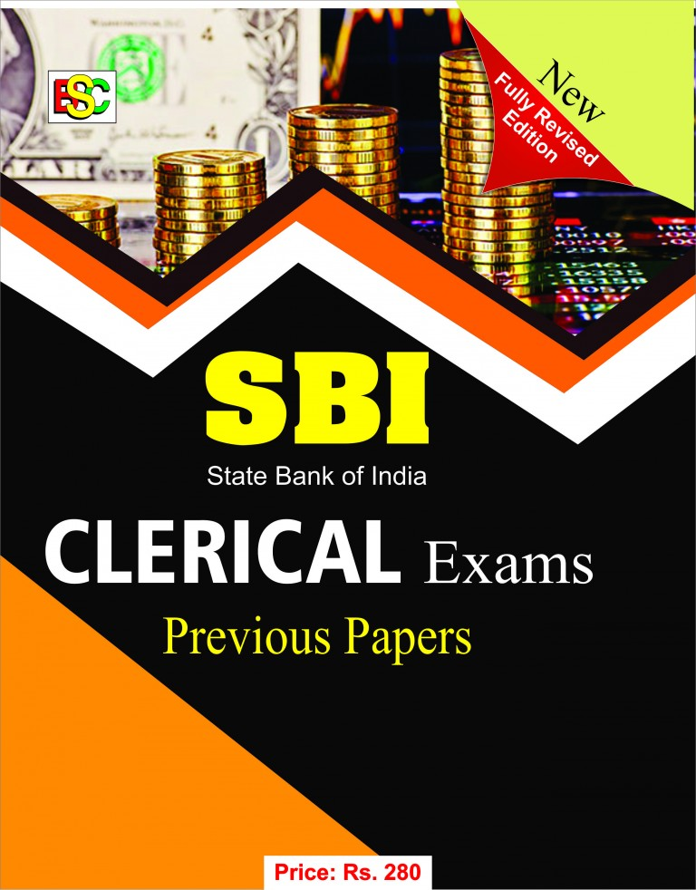 PREVIOUS PAPERS: SBI CLERICAL EXAMS